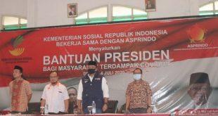 Wakil Walikota Depok Pradi Supriatna